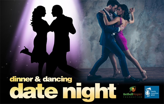 Dinner & Dancing Date Night - April 6, 2019